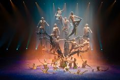 Le Reve - The Dream in Las Vegas. SO GOOD I had to see it a second time. 11/17.