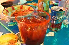 Cerveza Indio with Clamato- La Mezcalera la mejor de todas