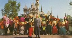 Así se construyó Disneylandia