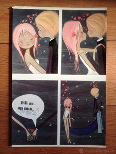 Bonita Postal Ilustrada - Ediciones Reni - G180 - ILUSTR. TAMORO