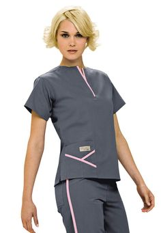 Urban Uniform Scrubs - Sing Uniform Sing Uniform designs as required and production in the root factory. Dental Uniforms, Healthcare Uniforms, Work Uniforms, Cute Scrubs Uniform, Spa Uniform, Doctor Scrubs, Medical Scrubs, Nursing Scrubs, Uniform Design