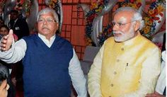 Lalu Yadav's dubsmash video mimicking PM Modi has gone viral