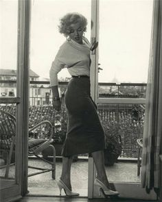 Rosalina Neri | The Best Photos Of Marilyn Monroe.....That Aren't Marilyn Monroe