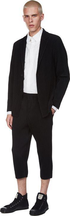Tailored Pants   Issey Miyake HOMME PLISSÉ   LOIT