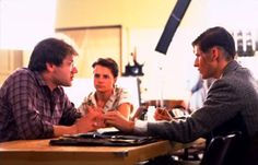 Back to the future - behind the scene