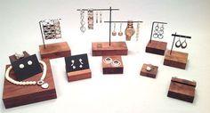 Jewelry Display Earring Bracelet Watch by RobinsonMerchCompany