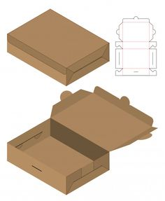Box Packaging Die Cut Template Design Discover thousands of Premium vectors available in AI and EPS formats Cardboard Gift Boxes, Paper Gift Box, Eid Stickers, Diy Card Box, Paper Box Template, Thanks Card, Packaging Solutions, Box Packaging, Box Design