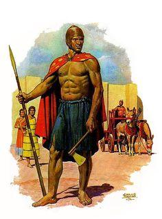 Sumerian Soldier