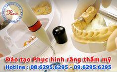 Đào tạo Trung cấp Kỹ Thuật Phục hình Răng Sài Gòn uy tín