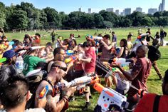 JULY 25th Waterfight NYC | Central Park, Great Lawn | Time Out New York Kids