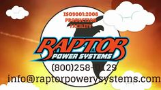 Raptor Power Systems - Google+ Custom Power Supplies iso9001