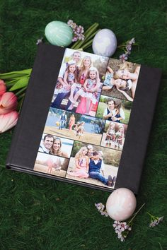 Share the story of your family through the most precious moments you've spent together. Discover how simple it is to create a timeless family photo book.