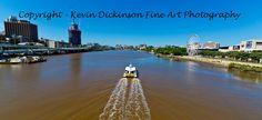 Brisbane River after Flood  Kevin Dickinson fine art photography, canon photography, places to visit, visit Australia, visit UK