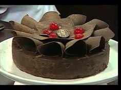 Tudo de Bom - Receita torta trufada de chocolate 22/06/2011 - YouTube