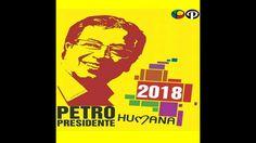 HABLA GUSTAVO PETRO, REUNION SANTOS - URIBE,  NO ES LA PAZ.