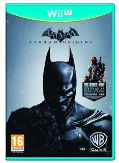 Warner Batman Arkham Origins (includes Deathstroke DLC) Batman:Arkham Origins features an expanded Gotham City and introduces an original prequel storyline set several years before the events of Batman: Arkham Asylum and Batman: Arkham City the first two c http://www.MightGet.com/february-2017-1/warner-batman-arkham-origins-includes-deathstroke-dlc-.asp