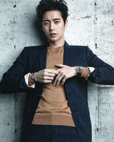 ONLY PARK HAE JIN: [Photos] Scans Park Hae Jin Featured on Esquire Korea Magazine April Issue