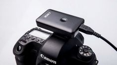 Crowdfunding project of the week: CASE Remote Air helps control a DSLR camera wirelessly