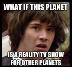 Paranoid Keanu