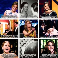 Jennifer Lawrence is Flawless Perfect A fan girl One of us <3