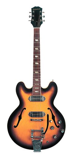 Paul McCartney | '64 Epiphone Casino.