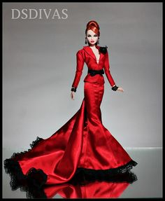 .red,,,,,,rouge   robe  longue **+