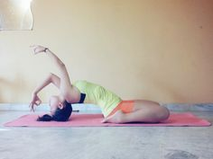 Supta Virasana #yoga #yogi #Yogainspo