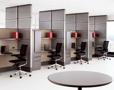 Simple and stylist Small Office Space Design Ideas