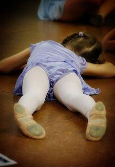 Por qué se abandona la danza