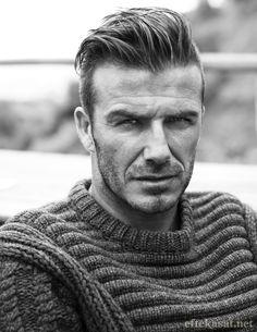 David Beckham by Josh Olins for Esquire UK, September 2012