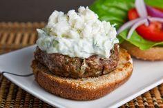 ... on Pinterest | Lamb burgers, Mediterranean pasta salads and Tzatziki