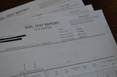 """Soil Test Report Results! """"Let's Stop Treating Our Soil Like Dirt"""" - Part 2 by Angela Smith Project Director, Baltimore Food and Faith, Center for a Livable Future """"I concluded by taking a soil test in my lower field and sending it off to the University of Massachusetts soil testing laboratory in Amherst. The results are not good."""" """"Both Phosphorus (P) and Potassium (K) levels are extremely high in this soil. Over fertilization can lead to insect problems and plant nutritional disorders."""""""