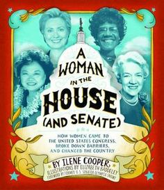 It is no small task to create a book that summarizes over a century of U.S. history, gives a crash course in civics, and provides succinct, pithy biographies of numerous women who have served in the legislative and judicial branches of government. Cooper pulls it off.