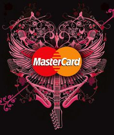 Mastercard - by Vault49