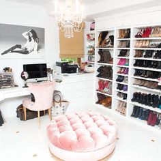 Office and a closet!