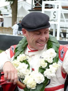 Tom Kristensen / Goodwood Revival 2013