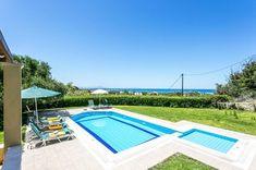 Villa Eleni, Rethymnon, Crete. Find more at www.villaplus.com