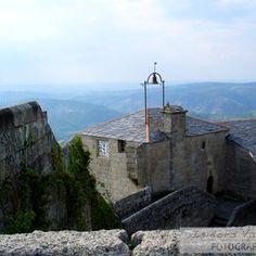 Castillo de Castro Caldelas - Ourense