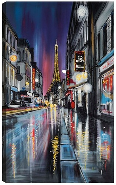 Heart Of Paris - by Paul Kenton Spring 2013 Release £725 Available NOW from Westover gallery 01202 297 682