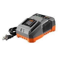New Ridgid R840095 Gen5X Genuine OEM Dual Chemistry Battery Charger for 18V Batt