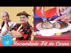 STROGONOFF DE IOGURTE LIGHT | Cook Fit | Matheus Ceará e Dani Iafelix - YouTube