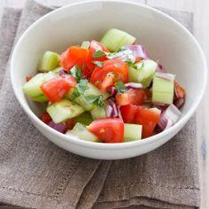 Greek Farmers Salad Recipe on Yummly. @yummly #recipe