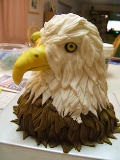 Well, it& time to make the real Eagle Scout cake for four Scouts in Troop 196 getting their Eagle Award. I made the practice one back in N. Fancy Cakes, Cute Cakes, Pink Cakes, Eagle Scout Cake, Eagle Scout Ceremony, Eagle Project, Creative Cakes, Themed Cakes, Cake Art