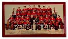 Elmer Lach's Rare Montreal Canadiens Team Photo Team Pictures, Team Photos, Montreal Canadiens, Hockey Games, Ice Hockey, I Am Canadian, Quebec City, Stanley Cup, Nhl