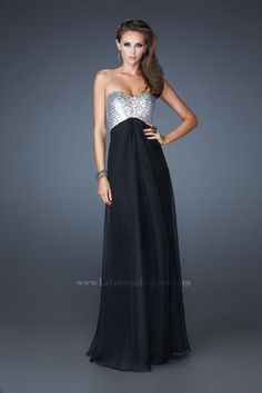 La Femme 18729 at Prom Dress Shop | Prom Dresses
