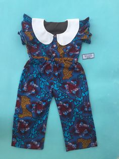 African print suit for girl - African Fashion Dresses Ankara Styles For Kids, African Dresses For Kids, African Children, African Print Dresses, African Fashion Dresses, African Print Fashion, Africa Fashion, African Attire, African Wear