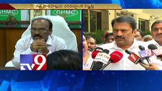 TDP Leaders meets GHMC new Commissioner