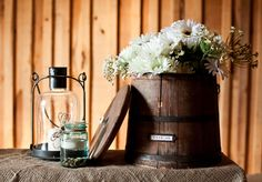 Rustic Country Centerpiece