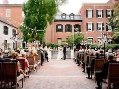 Decatur House on Lafayette Squeare Washington, D.C. Wedding Location DC Metro Weddings 20006