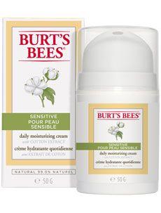 Sensitive Daily Moisturizing Cream by Burt's Bees. $24.99
